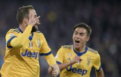 Juventus-Napoli domenica 22 aprile