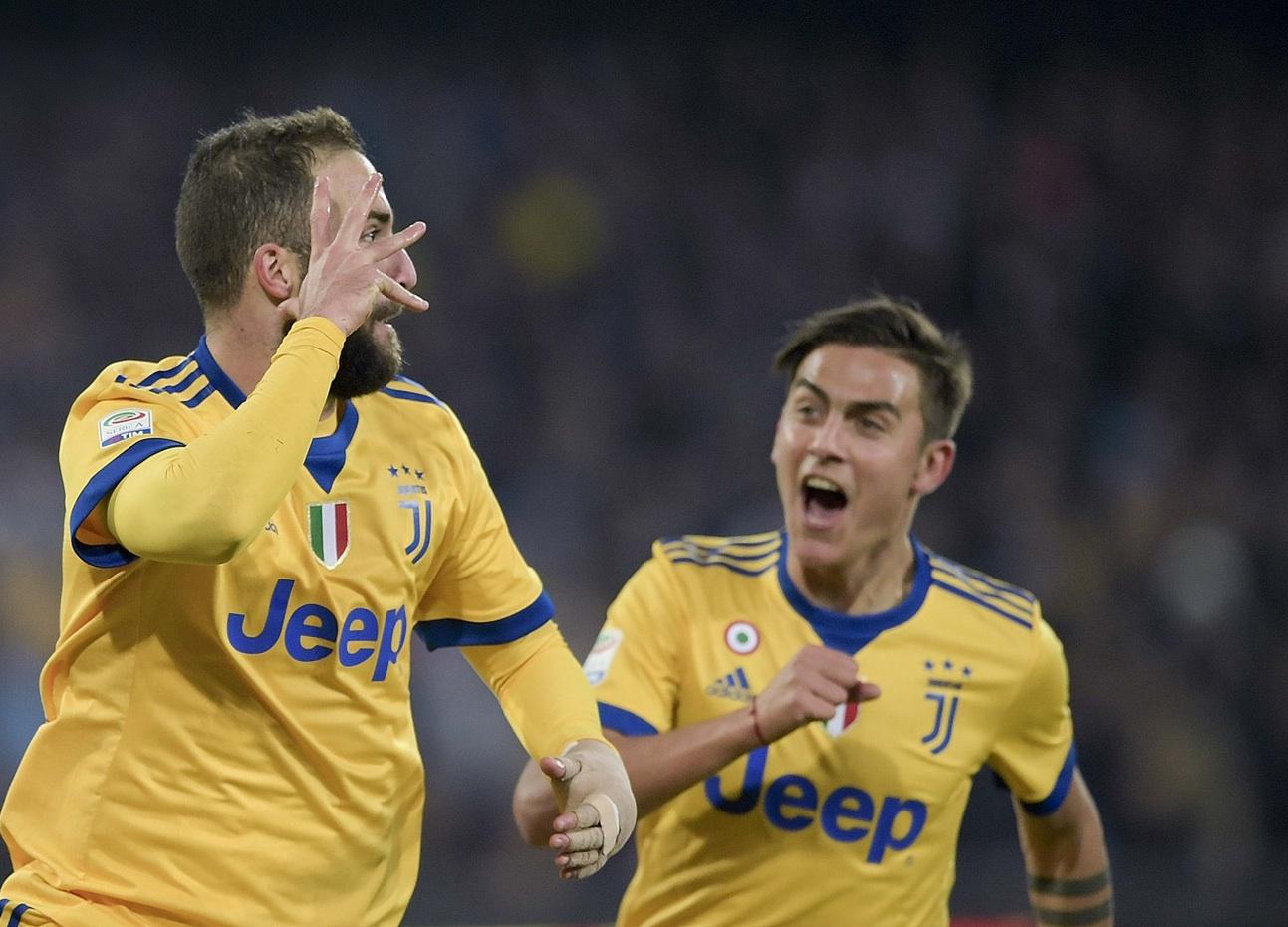 Juventus-Napoli domenica 22 aprile34