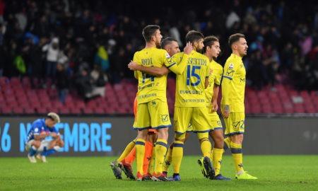 Chievo Verona-Genoa domenica 24 febbraio