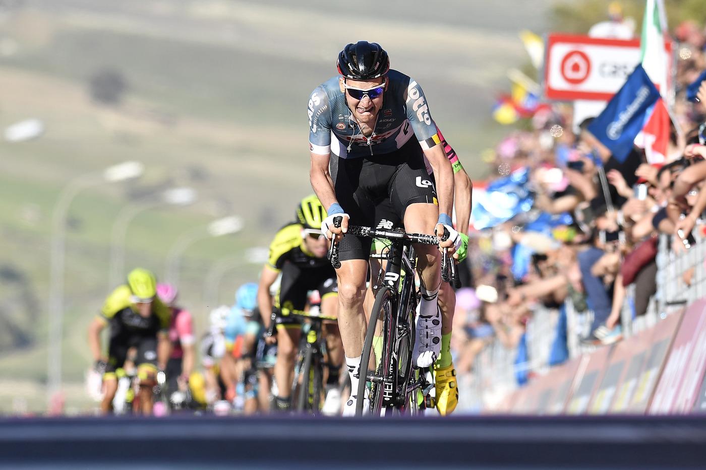 Giro d'Italia 2018 favoriti tappa 11: tante insidie tra Umbria e Marche