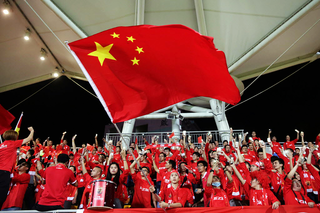 Super League Cina 10 agosto