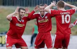 Carrick Rangers-Cliftonville 15 novembre, analisi e pronostico Irish League Cup