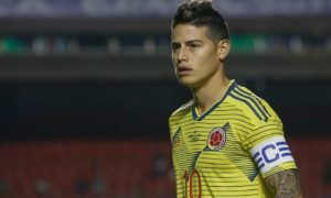 "James: ""Io al Napoli? Dipende dal Real Madrid"""