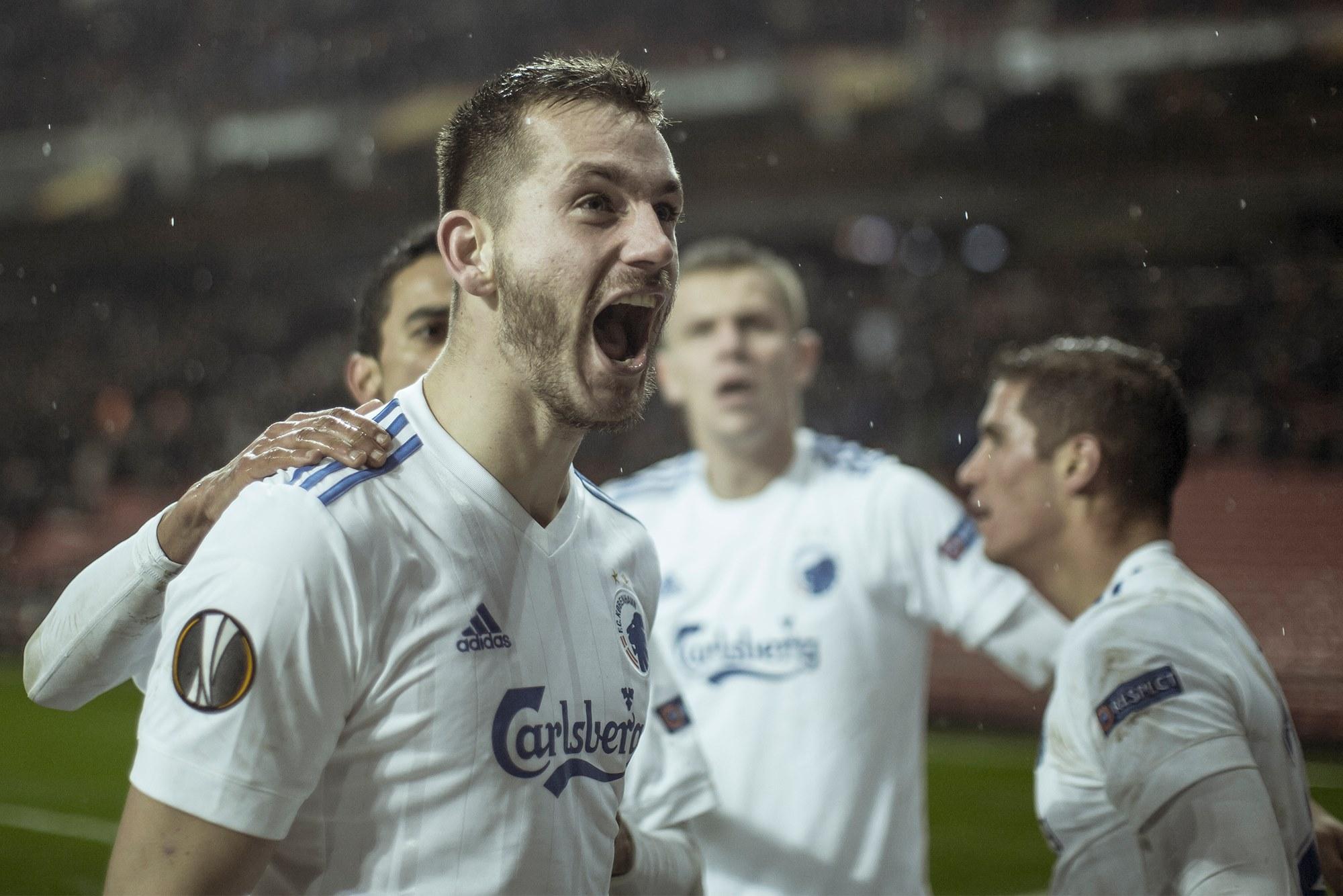 Danimarca Superliga domenica 16 settembre: nona giornata della Superliga danese, massimo torneo della Danimarca. Copenaghen primo a quota 19, +4 sul Midtjylland