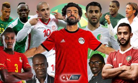 Convocati Coppa Africa 2019