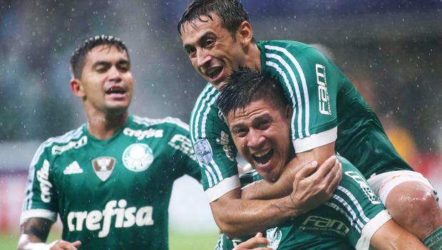 Cerro Porteno-Palmeiras venerdì 10 agosto