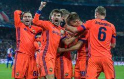 CSKA Mosca-Stella Rossa 21 febbraio, analisi e pronostico Europa League ritorno sedicesimi