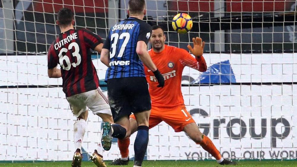 Udinese-Inter 6 maggio