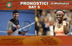 Tennis Roland Garros 2018 Day 6