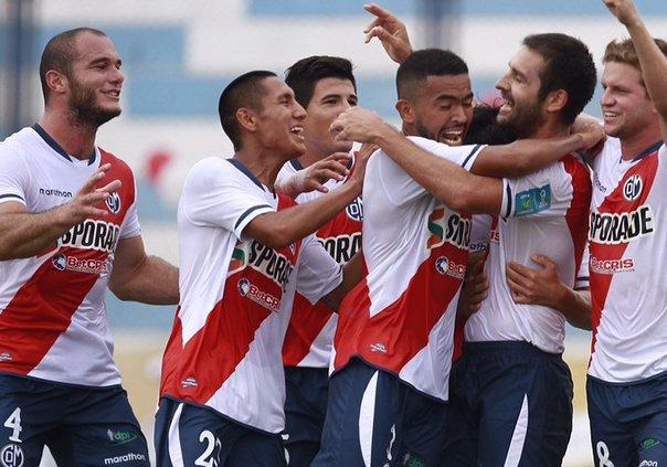 Primera Division Perù domenica 17 febbraio