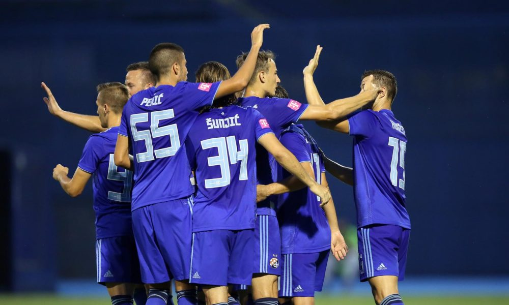 1. HNL sabato 20 ottobre: in Croazia 11ma giornata del massimo campionato la 1. HNL. Dinamo Zagabria primo con 24 punti, +4 sull'Osijek