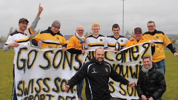 Scozia Championship sabato 5 maggio