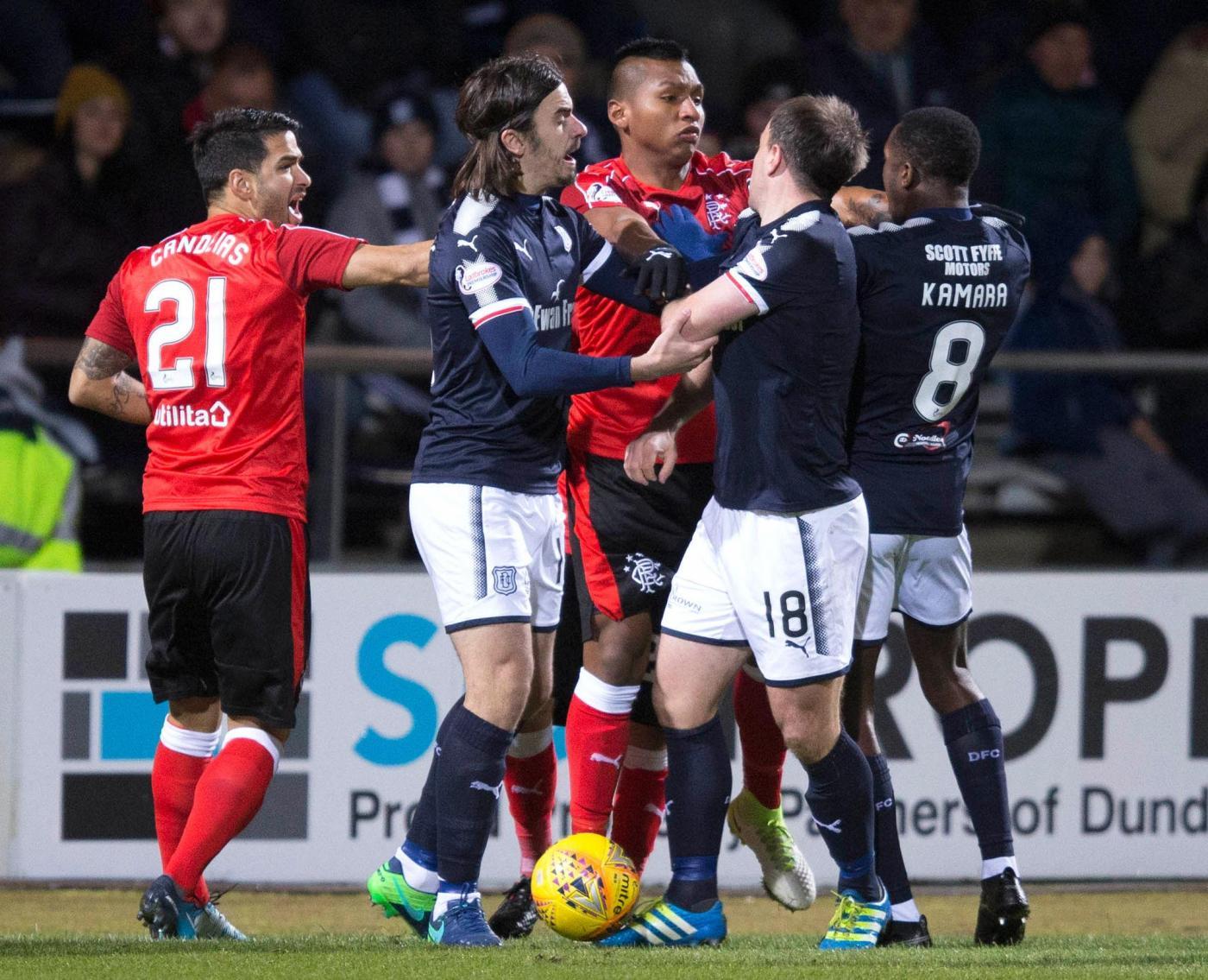 Premiership Scozia 20 aprile: si giocano 5 gare del campionato scozzese nei gruppi scudetto e retrocessione. Celtic in vetta a 77 punti.
