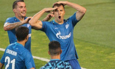 Premier League Russia sabato 29 settembre