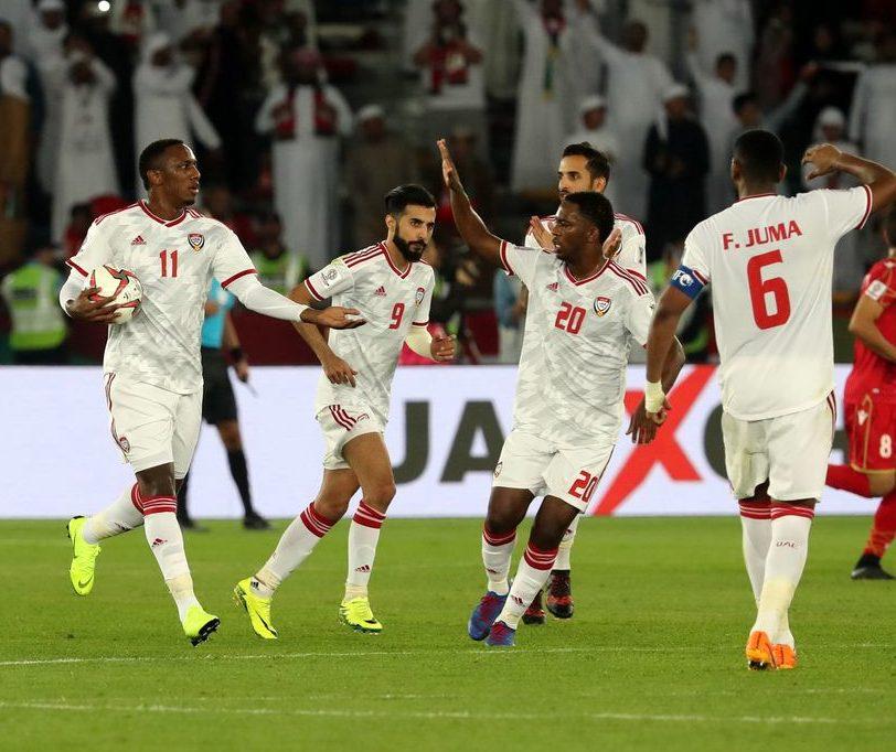 Coppa d'Asia, Emirati Arabi Uniti-Thailandia lunedì 14 gennaio: analisi e pronostico della terza giornata dei gironi della manifestazione