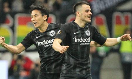 Eintracht Francoforte-Mainz domenica 12 maggio