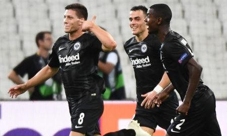 Bundesliga, Francoforte-Augusta 14 aprile: Eintracht in piena zona Champions