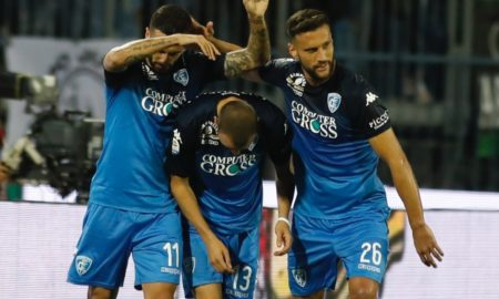 Empoli-Bologna 9 dicembre: match della 15 esima giornata del nostro campionato. In palio ci sono punti salvezza, è uno scontro diretto.