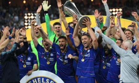 Chelsea-Arsenal 4-1: Sarri conquista l'Europa League, tutte le foto del trionfo blues