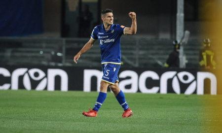 Verona-Benevento 22 aprile: si gioca per la 34 esima giornata del campionato di Serie B. E' una partita di alta classifica.