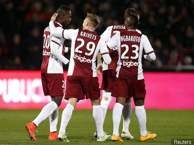 Metz-Amiens 31 ottobre: si gioca per i 16 esimi di finale della Coppa di Lega francese. I padroni di casa cercano il colpaccio.