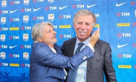 Genoa-Sampdoria domenica 25 novembre