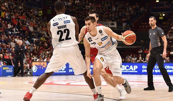 Serie A Basket sabato 11 novembre