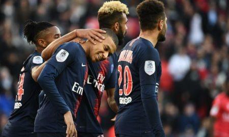 Lilla-PSG 14 aprile: si gioca per la 32 esima giornata della Serie A francese. I parigini vincono lo scudetto con un pari.