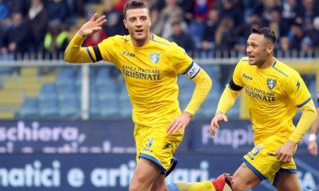 Frosinone-Chievo 25 maggio: si gioca per l'ultima giornata di Serie A. Entrambe le squadre salutano il torneo in vista della prossima stagione.