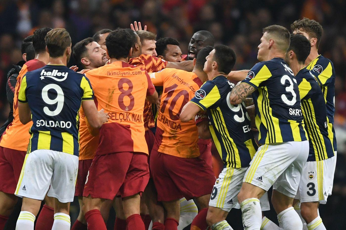 Super Lig Turchia 11 novembre: si giocano 4 gare della 12 esima giornata del campionato turco. Basaksehir primo a quota 24 punti.