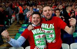 Galles Premier League venerdì 16 febbraio