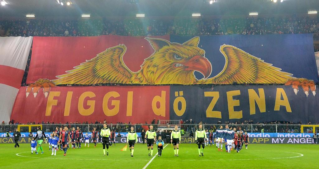 Genoa-Lecce 11 agosto