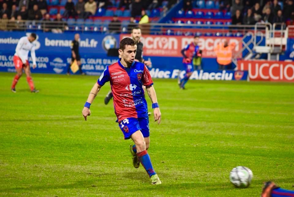 Ligue 2, GFC Ajaccio-Chateauroux 10 maggio: isolani per la salvezza diretta
