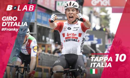 Giro d'Italia 2019 favoriti tappa 10: Ravenna-Modena, l'analisi, le quote e i consigli per provare la cassa insieme al B-Lab!