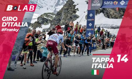 Giro d'Italia 2019 favoriti tappa 14: Saint Vincent-Courmayeur, l'analisi, le quote e i consigli per provare la cassa insieme al B-Lab!