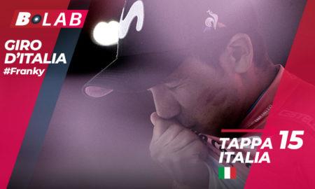 Giro d'Italia 2019 favoriti tappa 15: Ivrea-Como, l'analisi, le quote e i consigli per provare la cassa insieme al B-Lab!