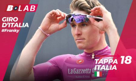 Giro d'Italia 2019 favoriti tappa 18: Valdaora-Santa Maria di Sala, l'analisi, le quote e i consigli per provare la cassa insieme al B-Lab!