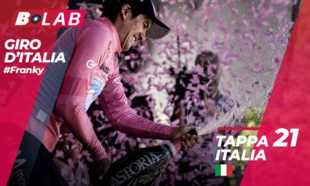Giro d'Italia 2019 favoriti tappa 21: cronometro di Verona, l'analisi, le quote e i consigli per provare la cassa insieme al B-Lab!