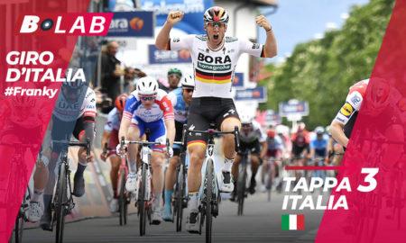 Pronostico Giro d'Italia 2019 favoriti tappa 3: Vinci-Orbetello, l'analisi, le quote e i consigli per provare la cassa insieme al B-Lab!