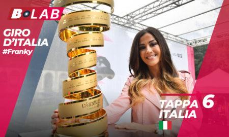 Giro d'Italia 2019 favoriti tappa 6: Cassino-San Giovanni Rotondo, l'analisi, le quote e i consigli per provare la cassa insieme al B-Lab!