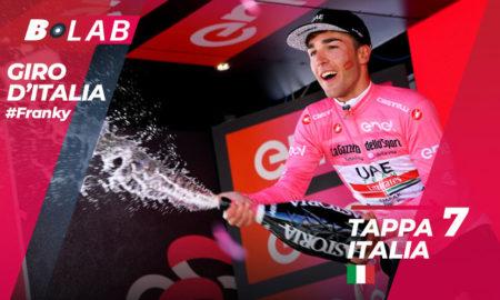 Giro d'Italia 2019 favoriti tappa 7: Vasto-L'Aquila, l'analisi, le quote e i consigli per provare la cassa insieme al B-Lab!