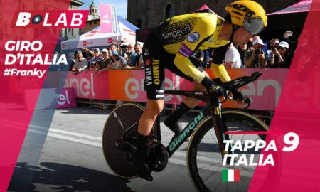 Giro d'Italia 2019 favoriti tappa 9: Riccione-San Marino, l'analisi, le quote e i consigli per provare la cassa insieme al B-Lab!