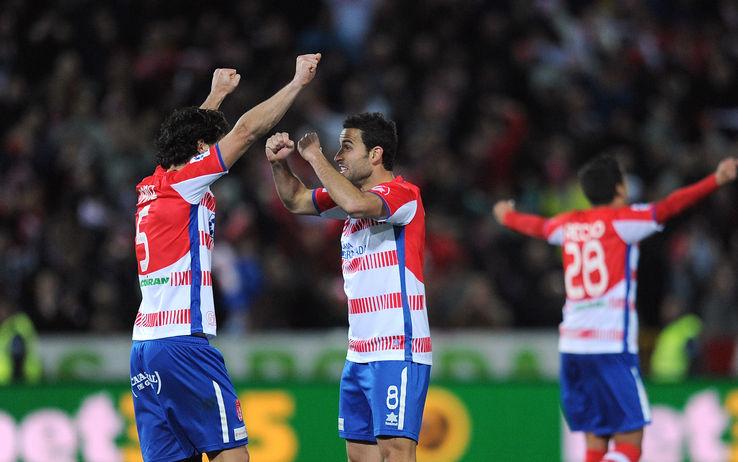 LaLiga2 sabato 15 dicembre. In Spagna 18ma giornata de LaLiga2 con Granada primo a quota 34, +1 sull'Alcorcon