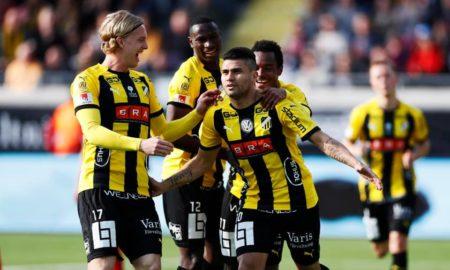 Allsvenskan 14 aprile: si giocano 3 gare della terza giornata della Serie A svedese. Sirius primo con 6 punti, e a punteggio pieno.