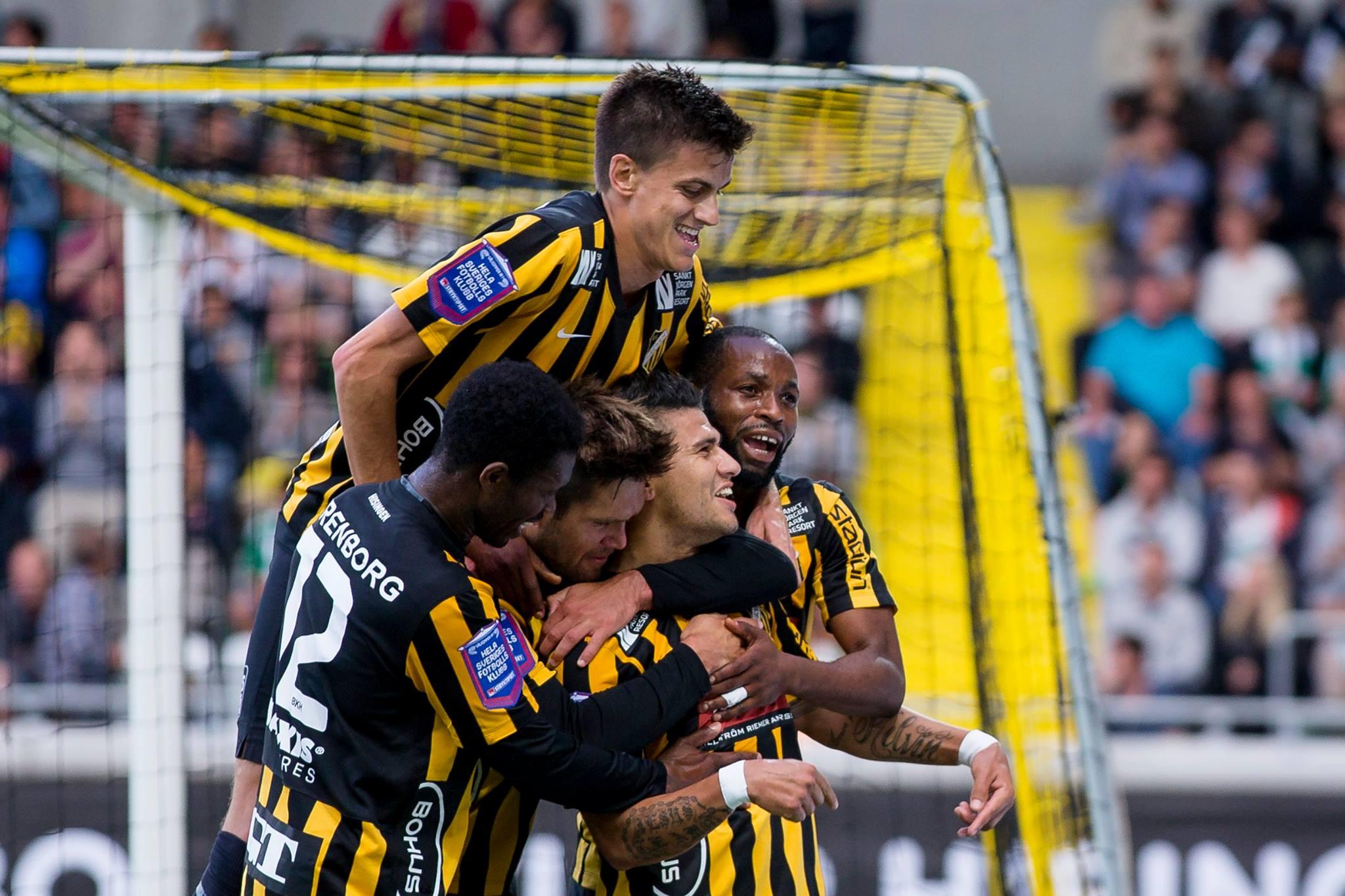 Kalmar-Hacken 27 settembre: si gioca per la 23 esima giornata del campionato svedese. Gli ospiti sono favoriti per i 3 punti.