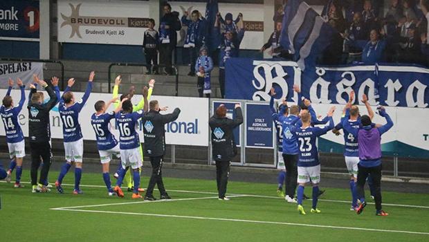 Eliteserien Norvegia 21 ottobre: si giocano le gare della 26 esima giornata del campionato norvegese. Rosenborg primo a 53 punti.