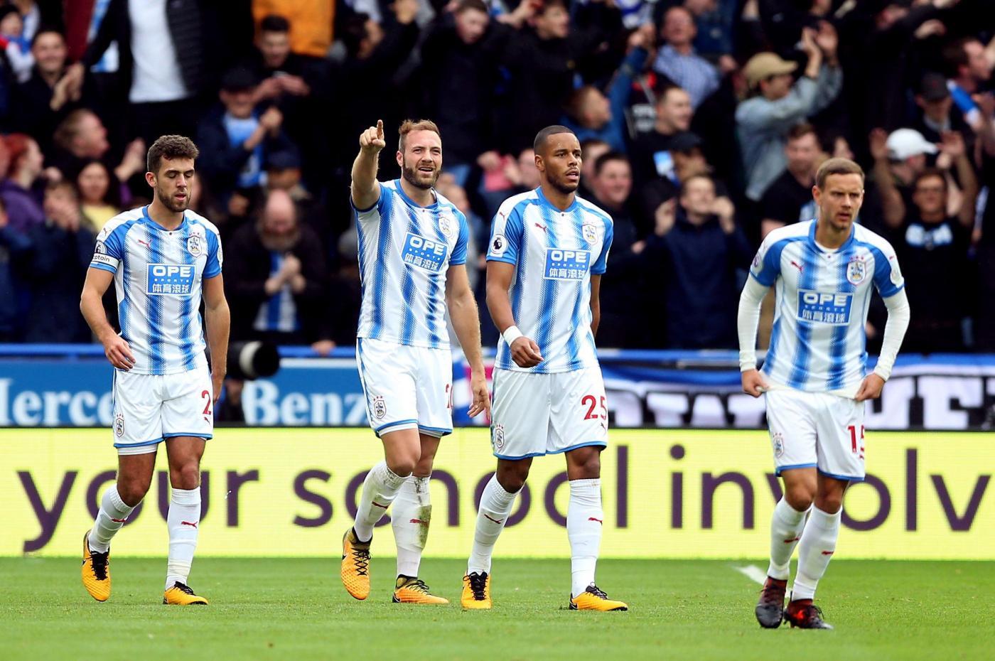 Bristol City-Huddersfield sabato 5 gennaio