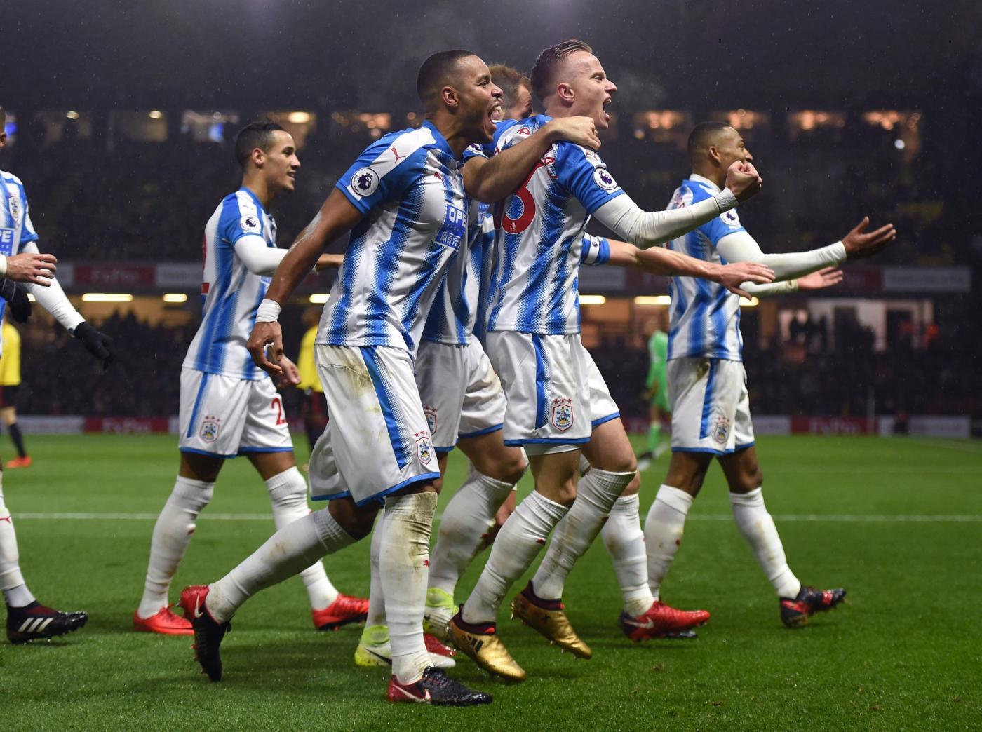 Premier League, Huddersfield-Everton 29 gennaio: analisi e pronostico della giornata della massima divisione calcistica inglese