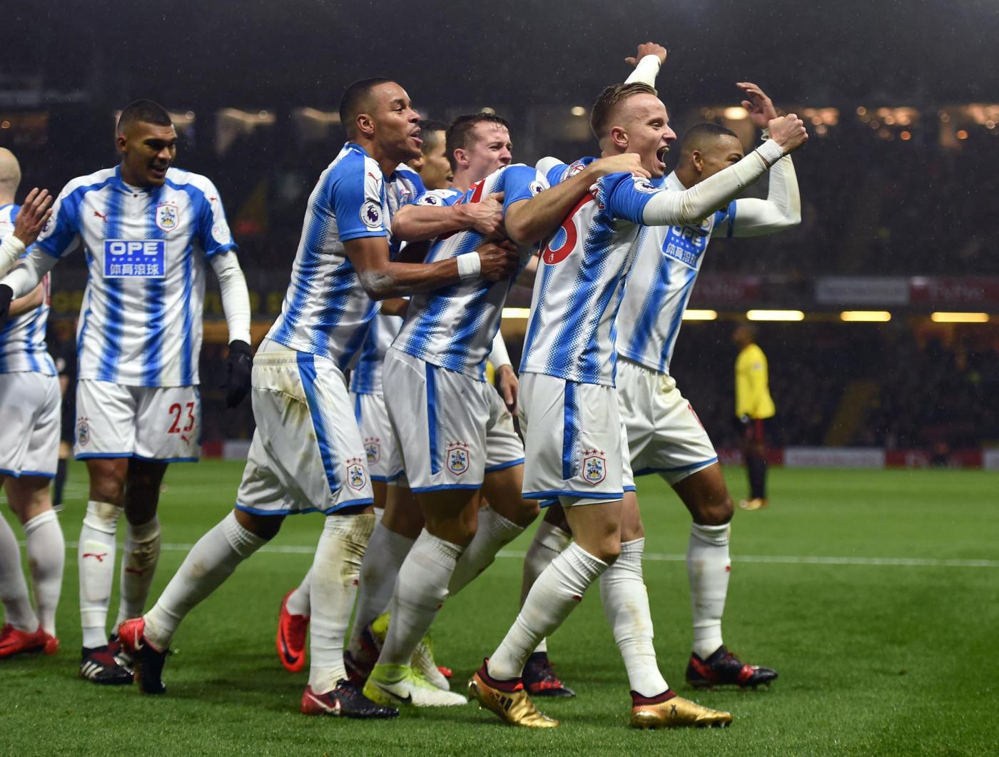 Premier League, Brighton-Huddersfield 2 marzo: analisi e pronostico della giornata della massima divisione calcistica inglese