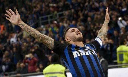 Inter-Milan 1-0: delirio nerazzurro con Icardi, il Milan sprofonda
